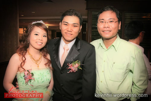 Ing Yien, Hiong Ngie & Kevin