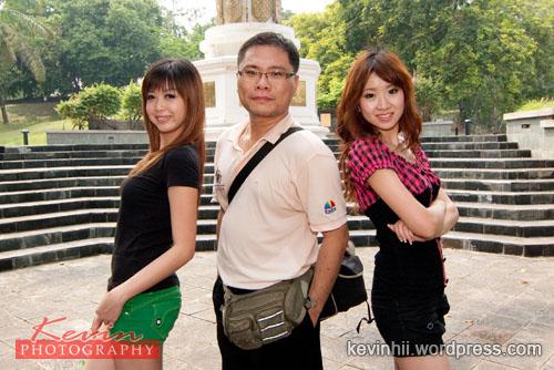 Chung, Kevin, Pamela